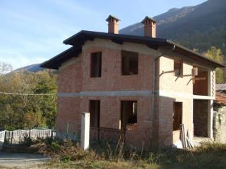 Foto - Casa indipendente 170 mq, nuova, Demonte