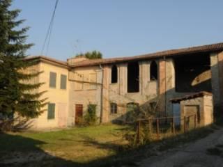 Foto - Rustico / Casale via Colombaia 1, Sarizzola, Costa Vescovato
