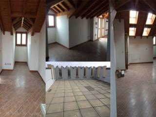 Foto - Attico / Mansarda via segre, Certosa Di Pavia