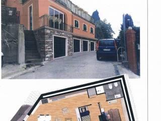 Foto - Quadrilocale via per Lemeglio, Moneglia