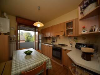 Foto - Appartamento buono stato, secondo piano, Correggio