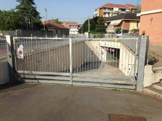 Foto - Box / Garage via Antonio Canova 45, Alessandria