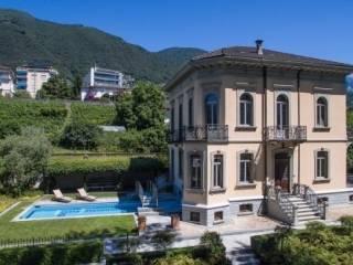 Foto - Villa via alla riva, Locarno
