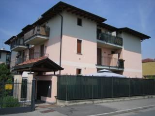 Foto - Trilocale buono stato, primo piano, Truccazzano