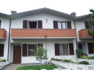 Foto - Villetta a schiera 4 locali, buono stato, Truccazzano