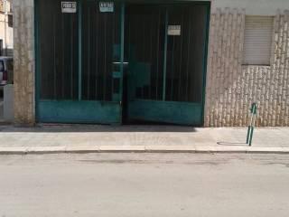 Foto - Box / Garage via Dante Alighieri, Canosa Di Puglia