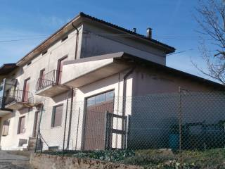Foto - Casa indipendente via Giuseppe Garibaldi, Villa, Serle