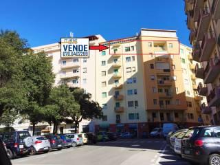 Foto - Quadrilocale via Ludovico Ariosto 23, San Benedetto, Cagliari