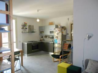 Foto - Trilocale via Passaggio Tedot, Trescore Cremasco