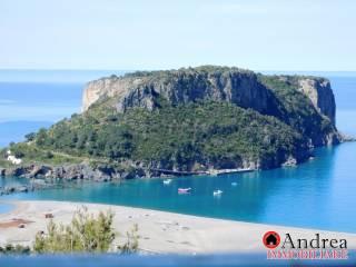 Foto - Villetta a schiera via Bellavista 2, Praia A Mare