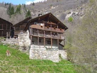 Foto - Rustico / Casale via Miniere, Alagna Valsesia