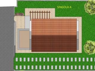 Foto - Villa, nuova, 185 mq, Povegliano