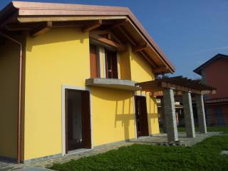 Foto - Villa, nuova, 240 mq, Vedano Al Lambro