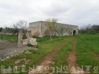Foto - Rustico / Casale, da ristrutturare, 160 mq, Muro Leccese