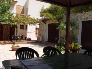 Foto - Villetta a schiera Contrada Cala Mazza, Scopello, Castellammare Del Golfo