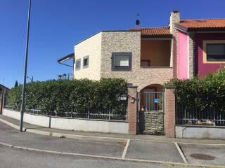 Foto - Villetta a schiera Strada Dalmasso 36, Bruino