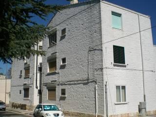 Foto - Appartamento da ristrutturare, primo piano, Alberobello