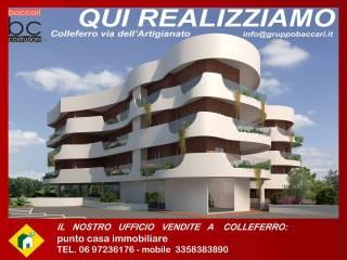 Foto - Palazzo / Stabile via Artigianato, Colleferro
