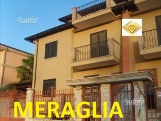 Foto - Villetta a schiera  via Michelangelo Buonarroti..., Trentola Ducenta