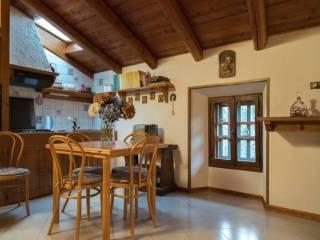 Foto - Attico / Mansarda via Vimignano Chiesa 15, Campolo, Grizzana Morandi