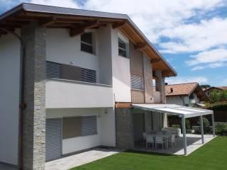 Foto - Attico / Mansarda due piani, nuovo, 140 mq, Capiago Intimiano