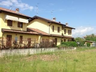 Foto - Villetta a schiera 3 locali, nuova, Vaprio D'Agogna