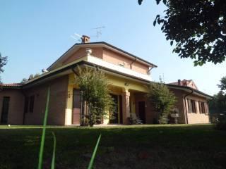 Foto - Villa via Giuseppe Ungaretti 17, Gudo Visconti