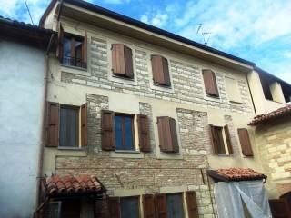 Foto - Attico / Mansarda via Sant'Antonio, Camagna Monferrato