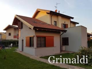 Foto - Villa via Guglielmo Marconi 12, Cisliano