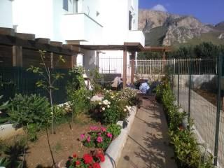 Foto - Villetta a schiera Contrada Agli Androni, Terrasini