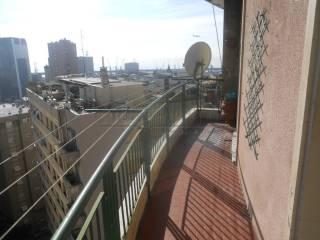 Foto - Bilocale buono stato, sesto piano, Sampierdarena, Genova