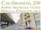 Foto - Trilocale corso Grosseto 230, Torino