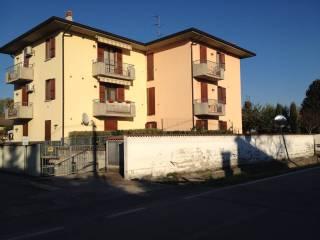Foto - Trilocale via Calvisano 23, Leno