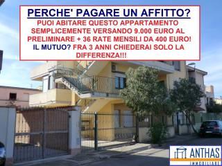 Foto - Trilocale via Sacco 14, Assemini