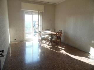 Foto - Trilocale da ristrutturare, quinto piano, Aversa