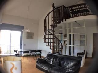 Foto - Attico / Mansarda due piani, ottimo stato, 90 mq, Lucino, Rodano