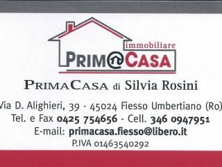 Foto - Casa indipendente via Bassa, Fiesso Umbertiano
