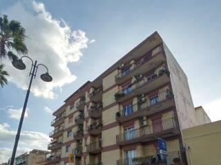 Foto - Trilocale da ristrutturare, quinto piano, Milazzo