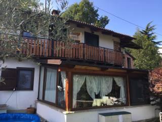 Foto - Casa indipendente via Bergera, 69, Bagnolo Piemonte