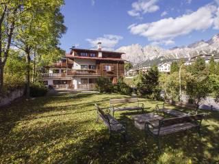Foto - Appartamento via Lungoboite Majoni 14, Cortina D'Ampezzo