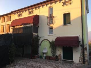 Foto - Villetta a schiera via Calcara 26-B, Zugliano