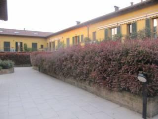 Foto - Trilocale via Giuseppe Garibaldi, Rodano