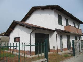 Foto - Villa, nuova, 110 mq, Gambolo'