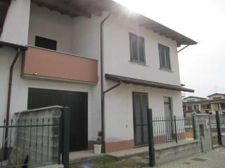 Foto - Villa, nuova, 130 mq, Gambolo'