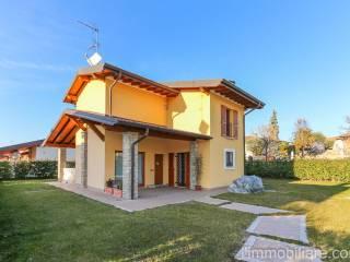 Foto - Villa via Giovanni Pascoli, Erbusco