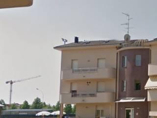 Foto - Bilocale secondo piano, Cassano Magnago