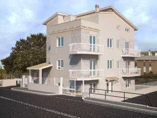 Foto - Trilocale nuovo, secondo piano, Monterotondo