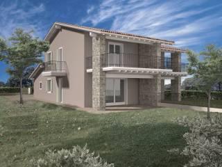 Foto - Villa, nuova, 222 mq, Castelnuovo Del Garda