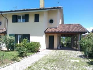 Foto - Villetta a schiera via Molin Nuovo 33, Tavagnacco