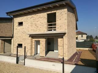 Foto - Villa, nuova, 120 mq, Usmate, Usmate Velate